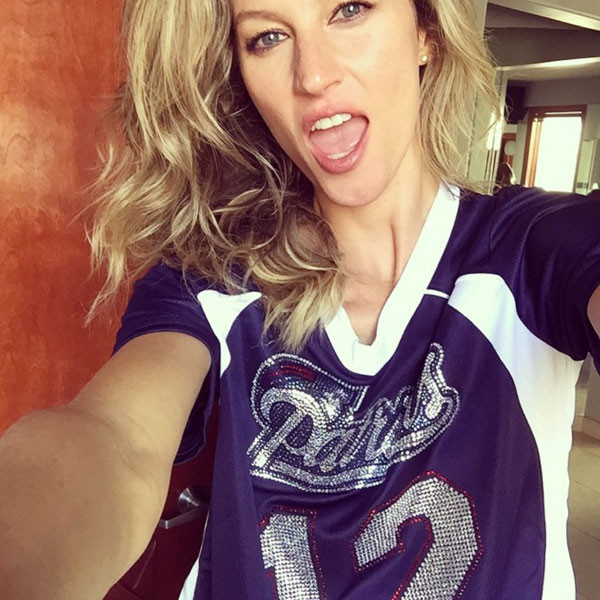 Camille Kostek How Old: Gisele Bündchen Bedazzles Her Patriots Jersey—Plus, Her
