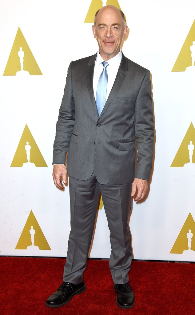 J.K. Simmons, 87th Annual Academy Awards Nominee Luncheon