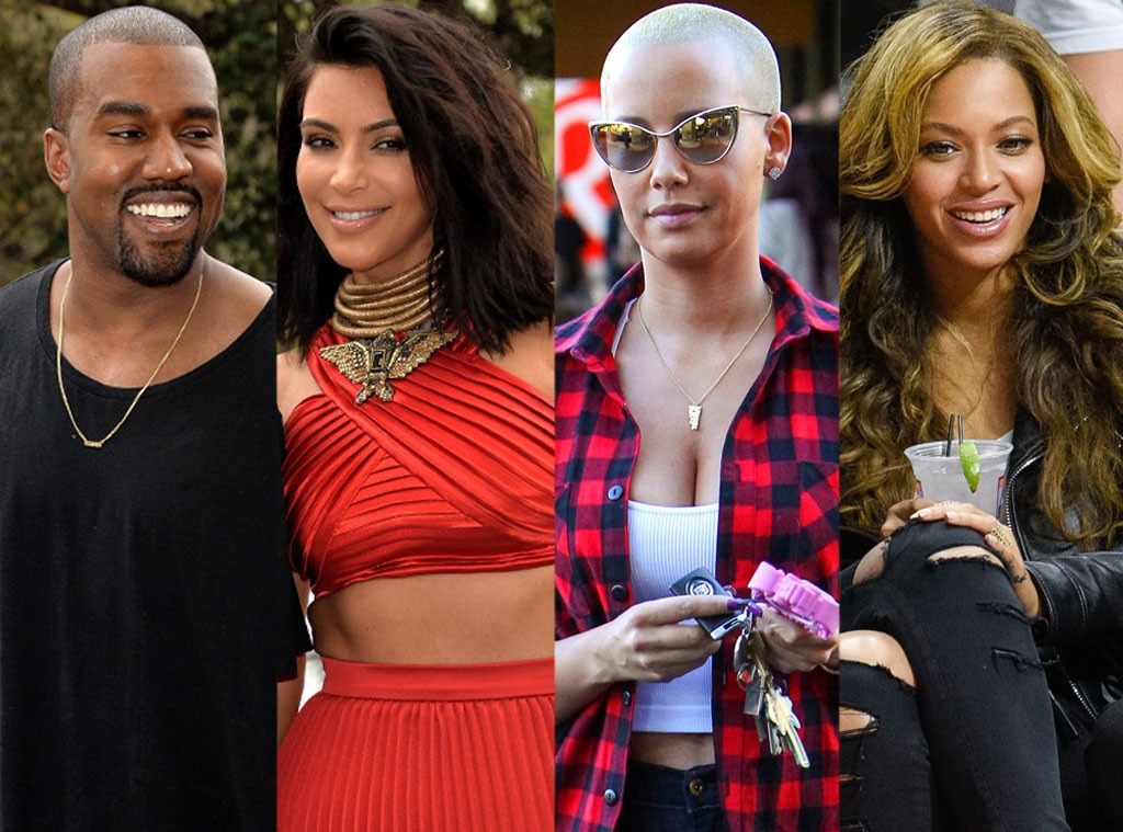 The Complete History Of Kanye West And Amber Roses