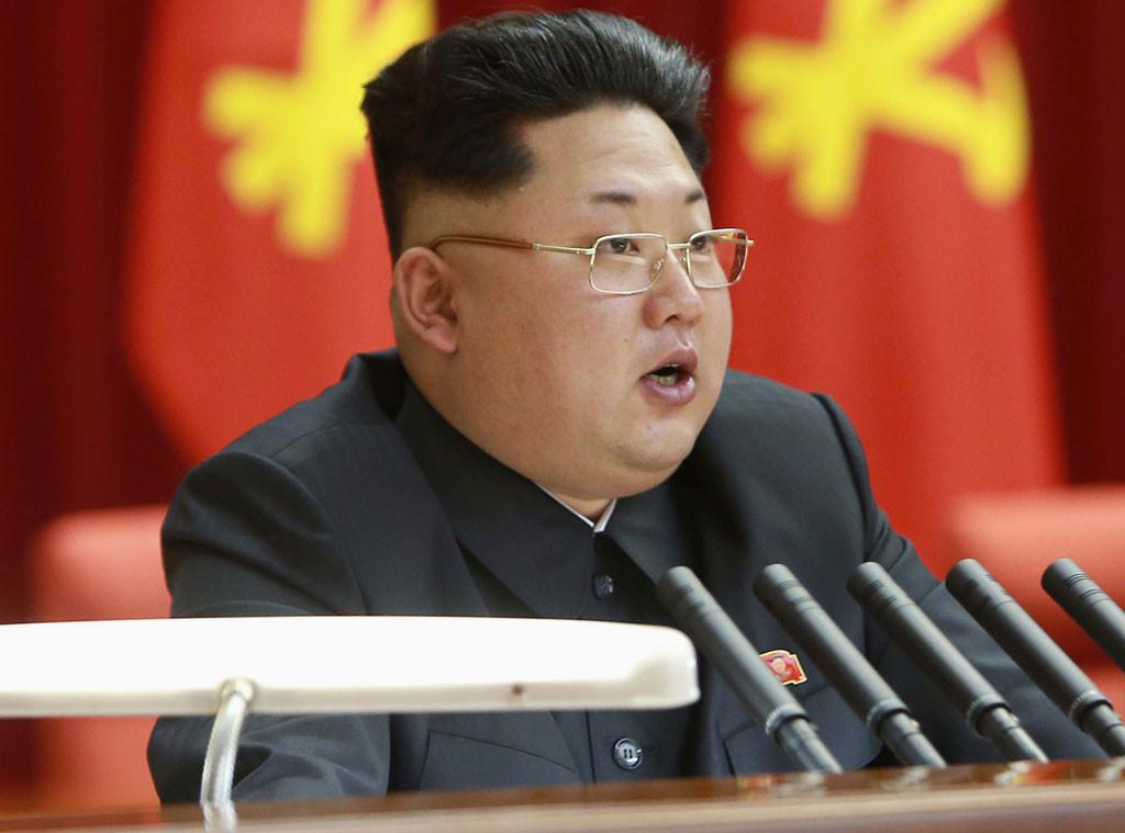 Kim Jong Un Leader Of North Korea Debuts New Haircut And