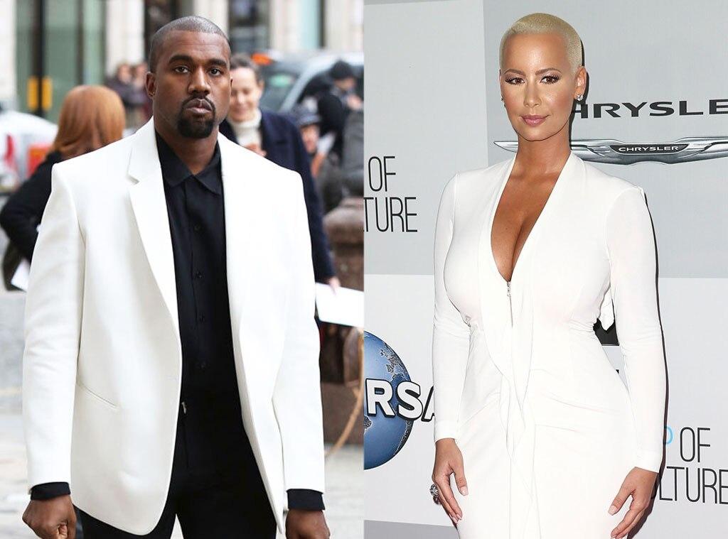 Kanye West, Amber Rose