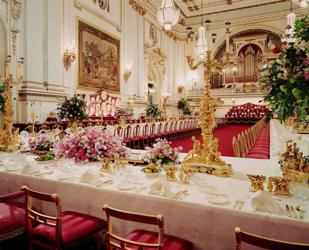 Buckingham Palace, Inside, Ballroom