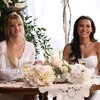 Naya Rivera, Heather Morris, Glee, Wedding
