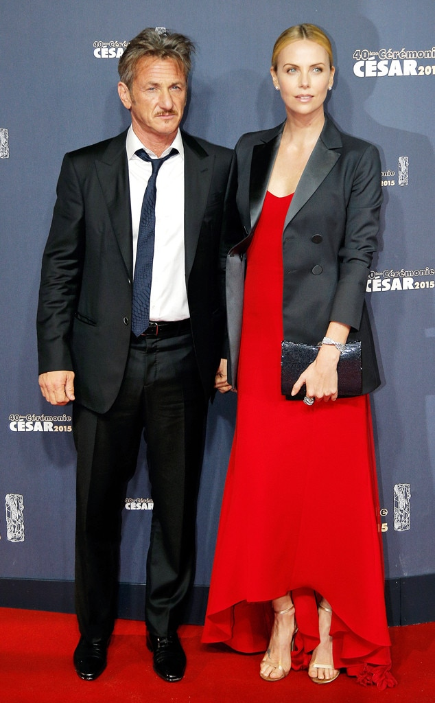 Charlize Theron, Sean Penn, Cesar Awards