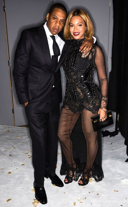 Jay Z, Beyonce, Tom Ford