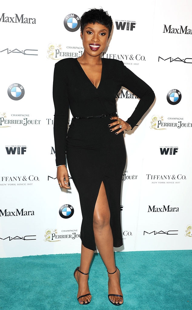 Jennifer Hudson from 2015 Oscars: Party Pics