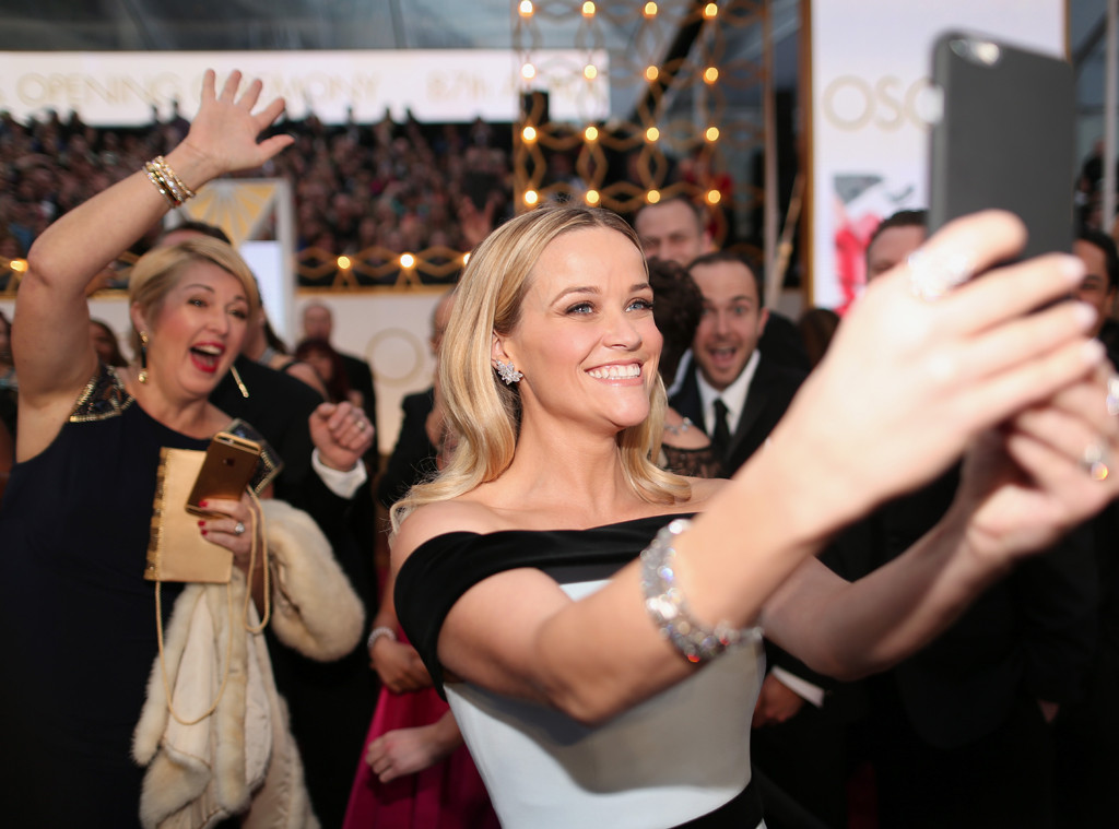 Things that Made Us Smile, Reese Witherspoon, 2015 Academy Awards