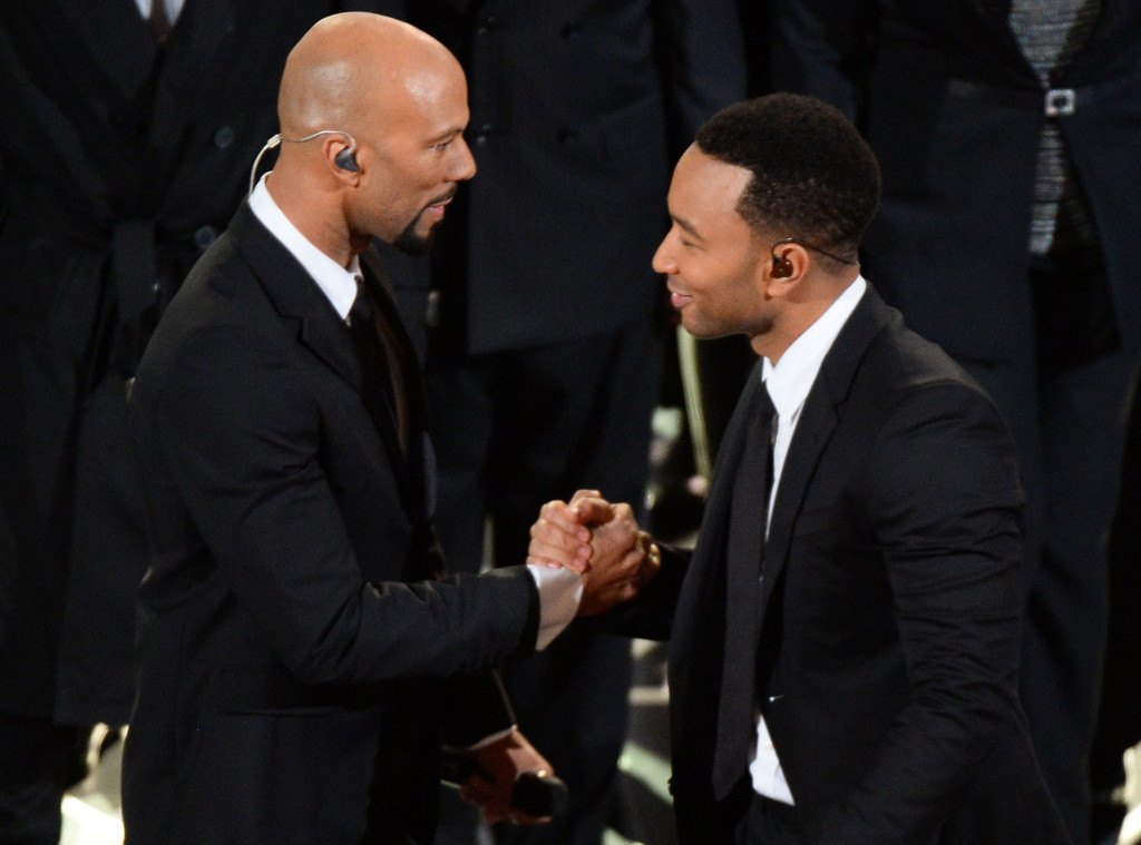 Common, John Legend, 2015 Academy Awards Oscars