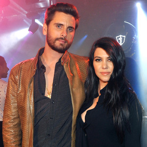 Kourtney Kardashian and Scott Disick Are Back Together After a Year and a Half Apart