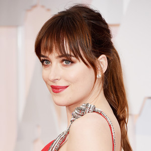 Dakota Johnson, 2015 Academy Awards