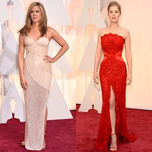 Best Dressed Stars at the 2015 Oscars: Jennifer Aniston, Rosamund Pike & More!