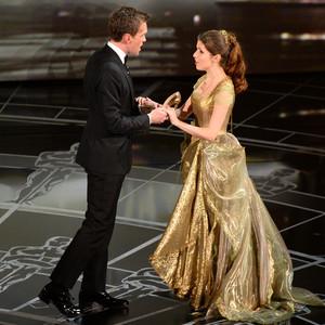 Neil Patrick Harris, Anna Kendrick, 2015 Academy Awards, Show