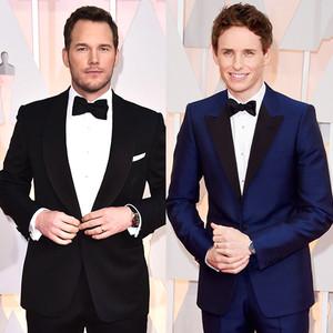 Best Dressed Men, 2015 Academy Awards