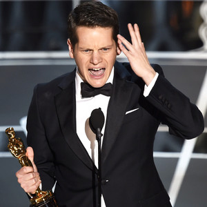 Graham Moore, 2015 Academy Awards, Winner
