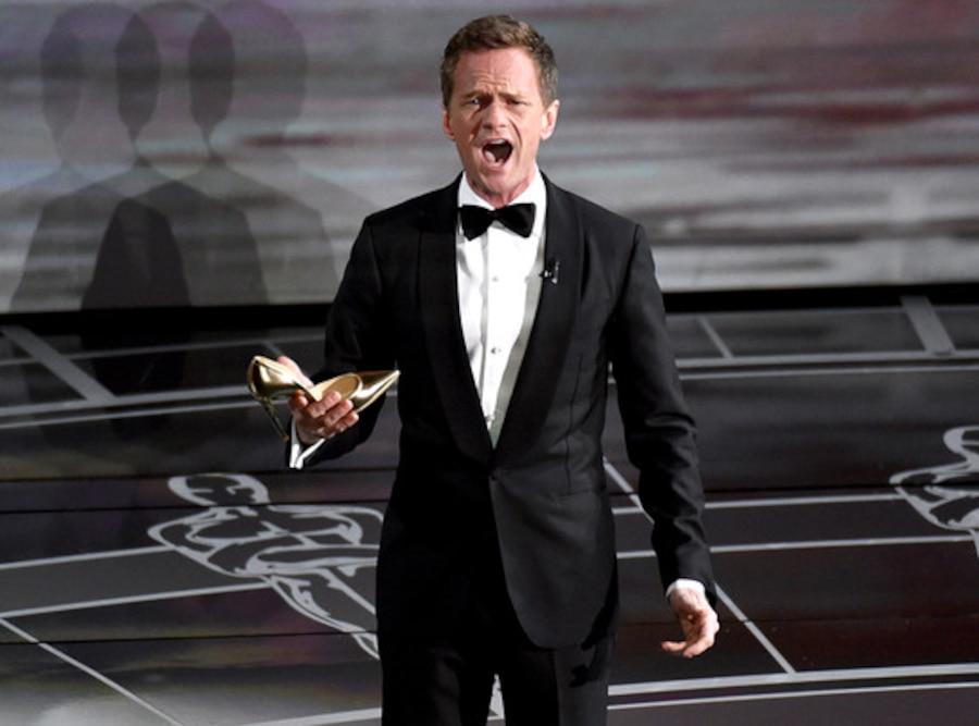 Neil Patrick Harris, 2015 Academy Awards, Show
