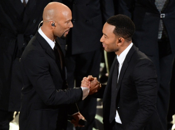 Common, John Legend, 2015 Academy Awards Oscars