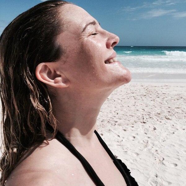 Drew Barrymore, Birthday, Instagram