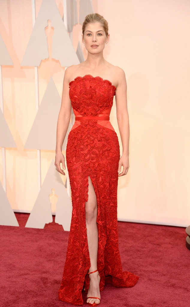Rosamund Pike, 2015 Academy Awards Oscars