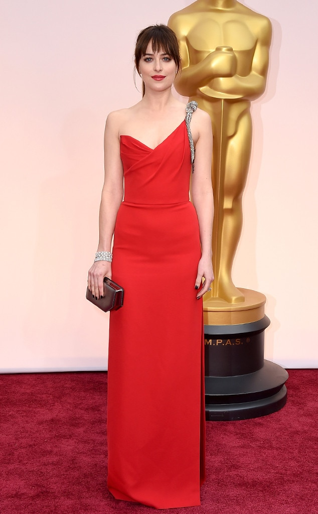 Dakota Johnson, 2015 Academy Awards Oscars