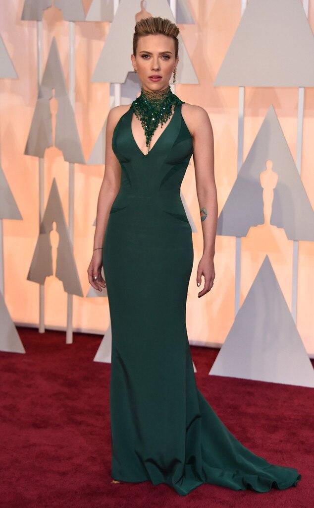 Scarlett Johansson, 2015 Academy Awards