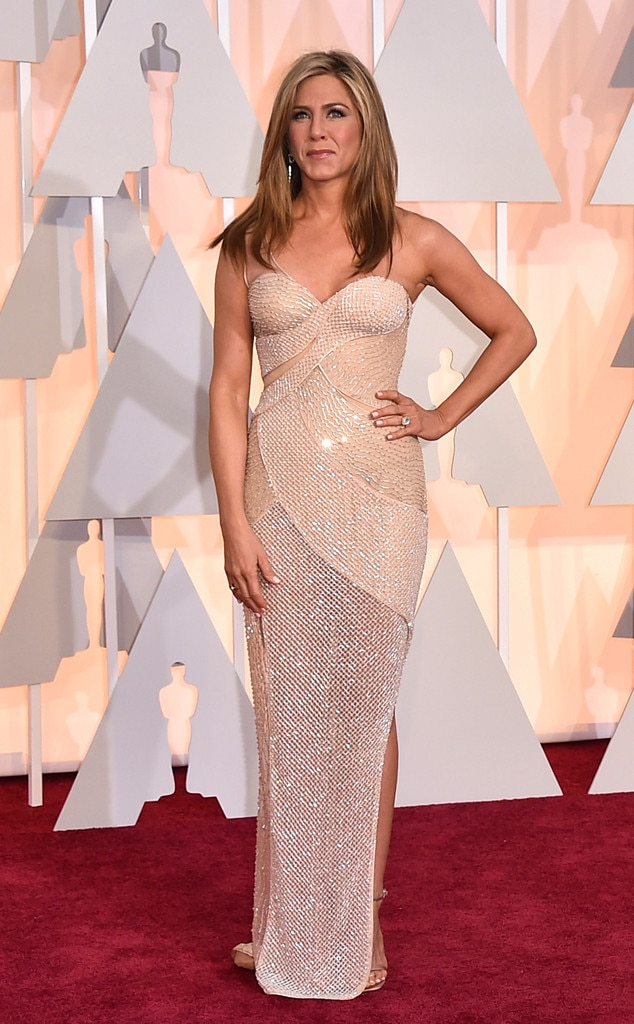 Jennifer Aniston, 2015 Academy Awards