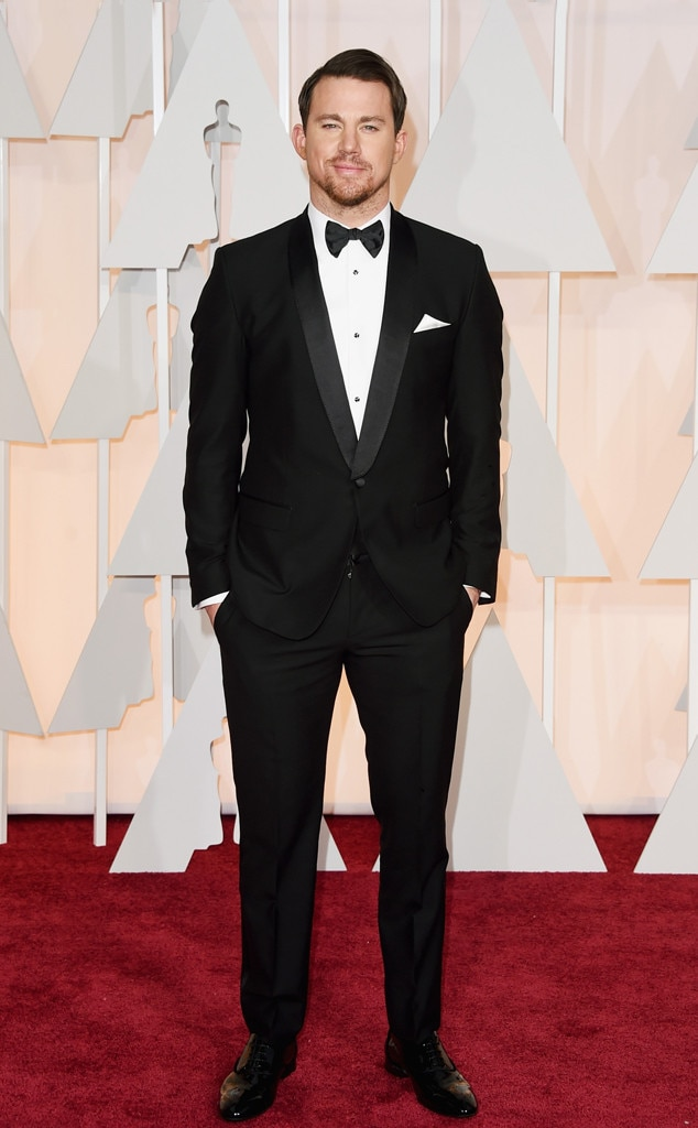 Channing Tatum, 2015 Academy Awards Oscars