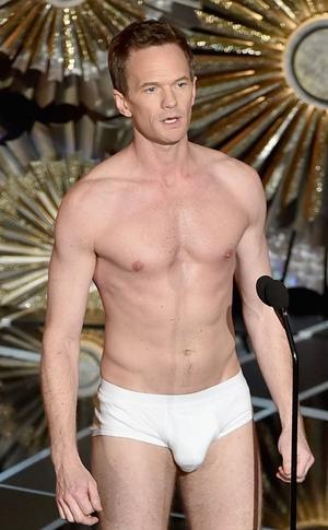 Neil Patrick Harris, Academy Awards, Underwear