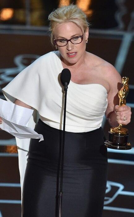 Patricia Arquette, 2015 Academy Awards, Winner