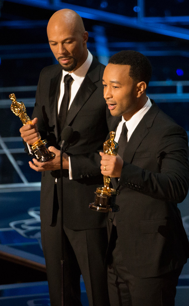 Common, John Legend, 2015 Academy Awards, Winner
