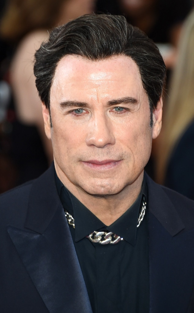 John Travolta, 2015 Academy Awards, Oscars