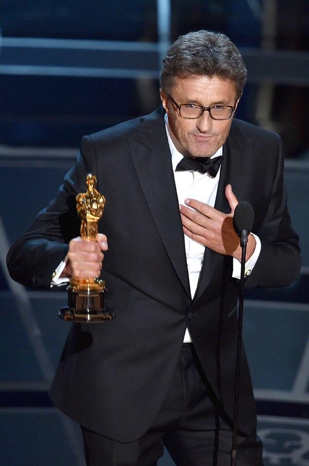 Pawel Pawlikowski, 2015 Academy Awards, Winner