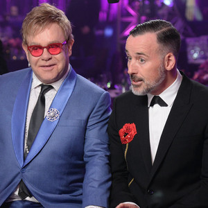 Sir Elton John, David Furnish, Elton John Party