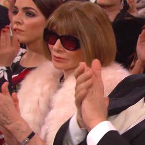 Anna Wintour, 2015 Academy Awards