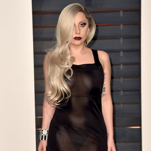 Lady Gaga, Vanity Fair Oscar Party