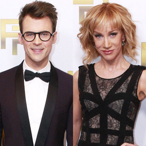 Fashion Police, Oscars Set