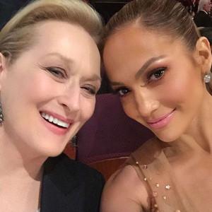 Jennifer Lopez, Oscars, Instagram