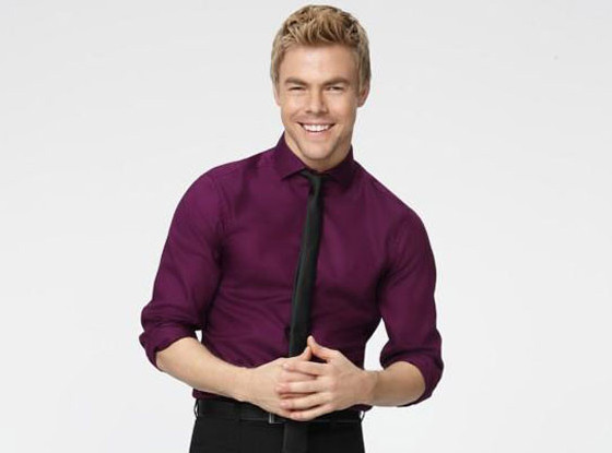 Derek Hough, Dancing With The Stars, Twitter