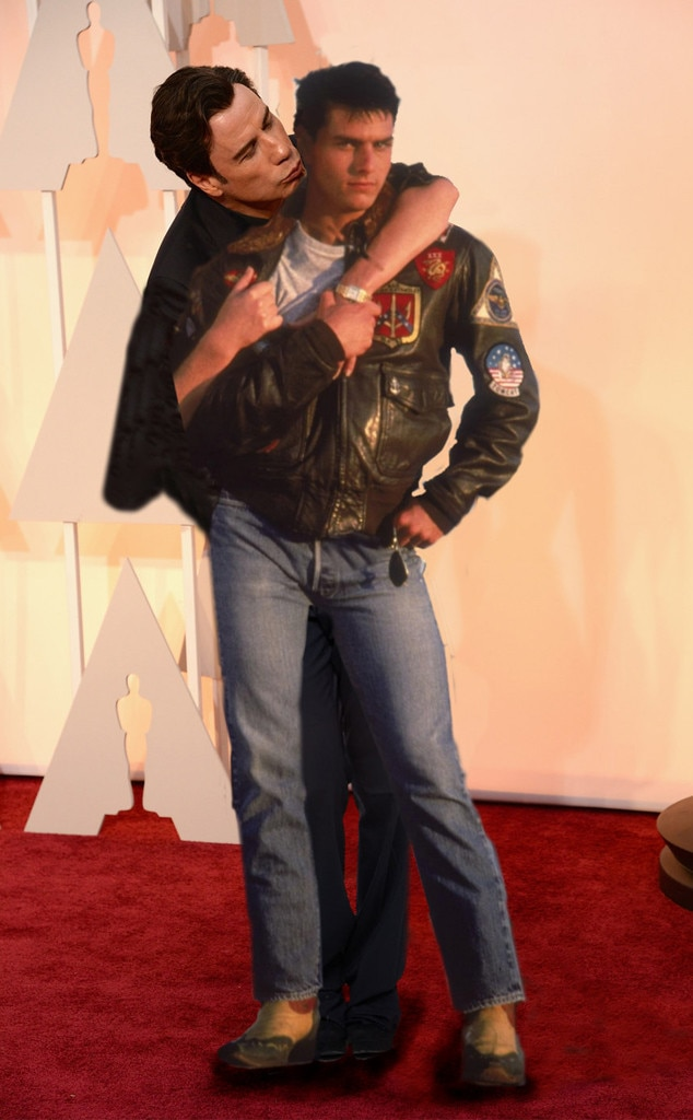 The Internet Was Really Creeped Out By John Travolta At