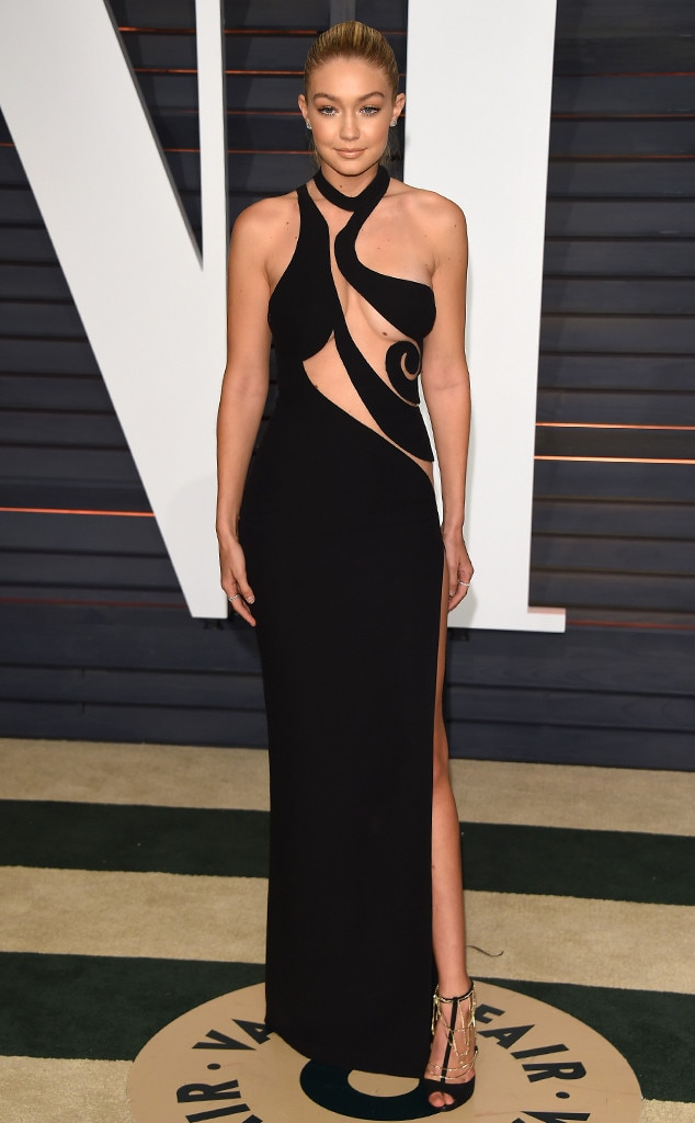 Gigi Hadid, Vanity Fair Oscar Party