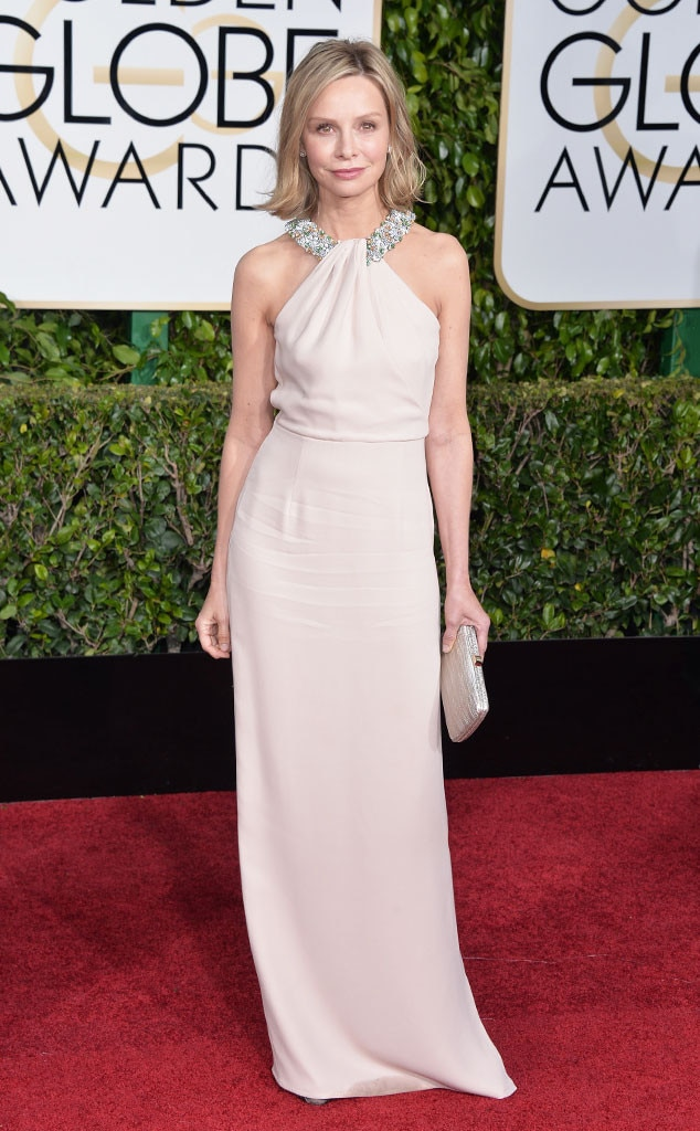Calista Flockhart, Golden Globes