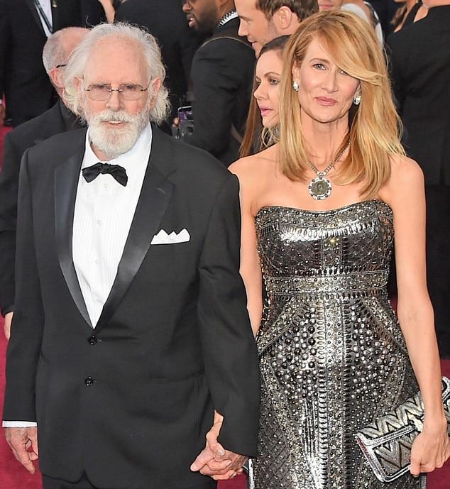 Bruce Dern, Laura Dern, 2015 Academy Awards, Oscars