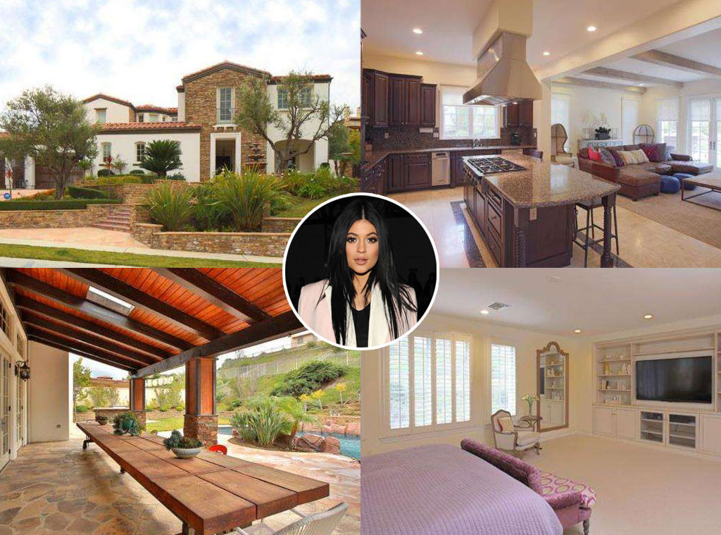 All Grown Up! Kylie Jenner Is Leaving the Nest, Buys $2.7 Million ...