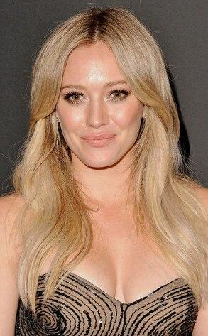 Hilary Duff from Celebs Reveal Their Weights | E! News Australia  Hilary Duff