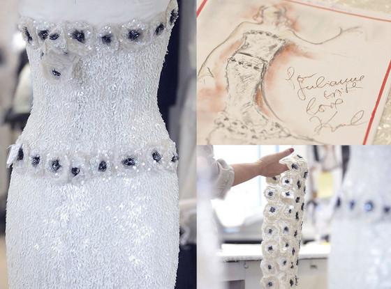 Julianne Moore, Oscars Dress
