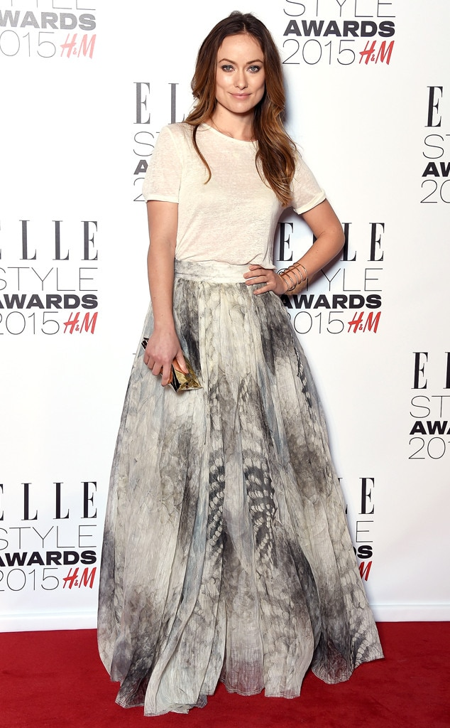Olivia Wilde, Elle Style Awards