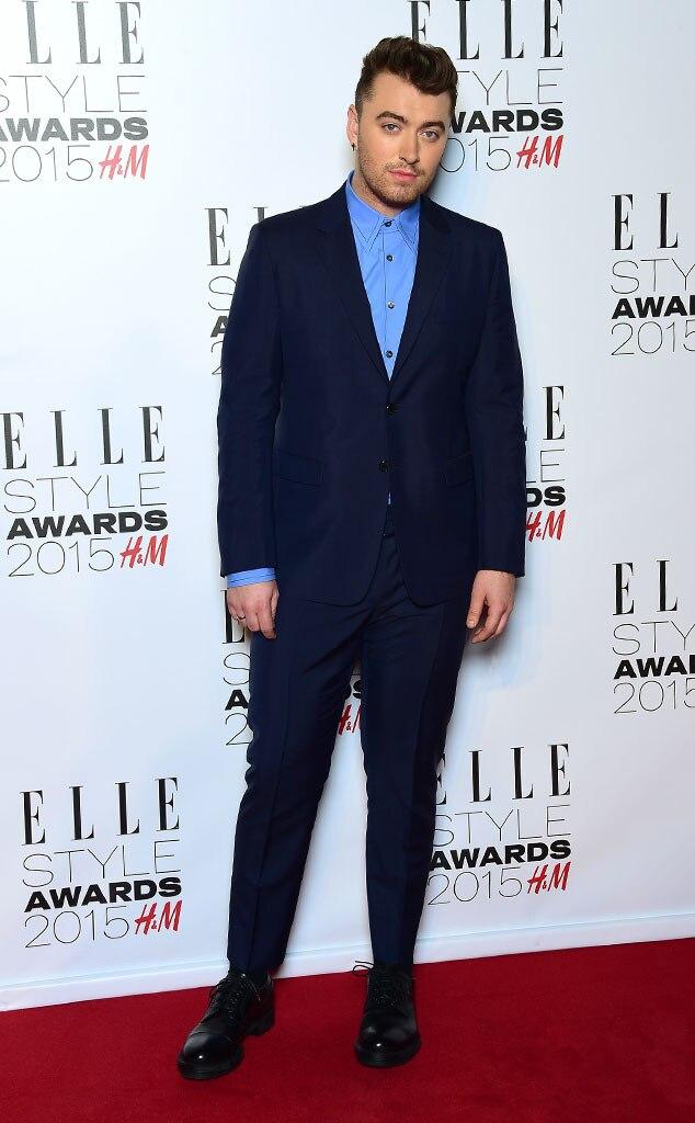 Sam Smith, Elle Style Awards