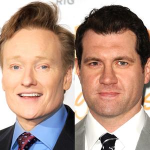 Billy Eichner, Conan O'Brien