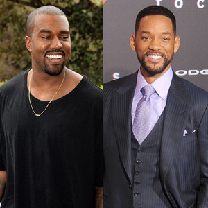 Kanye West, Will Smith