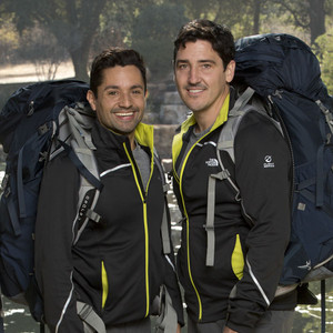 The Amazing Race, Harley Rodriguez, Jonathan Knight