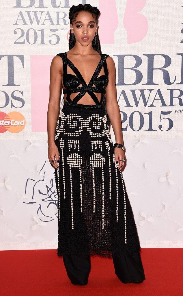 FKA Twigs, BRIT Awards